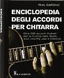 Enciclopedia degli accordi per chitarra