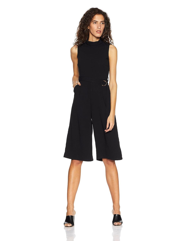 Cherokee by Unlimited Women's Body Con Dress (272823182_BLACK_L_SL)