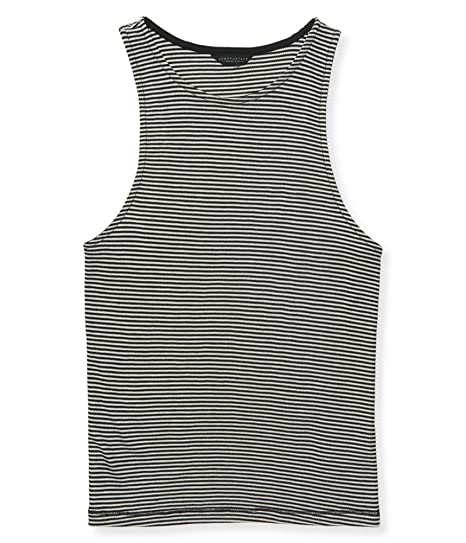 35bef4064145d8 Amazon.com  Aeropostale Womens Striped Ribbed Tank Top  Clothing