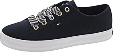 Tommy Hilfiger Essential Nautical Sneaker, Nautica Esencial Mujer