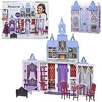 Frozen 2 - Castillo De Arendelle Portátil (Hasbro