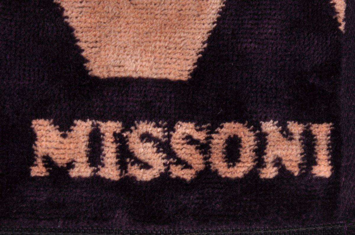 Missoni Toalla Towel Telo Mare servilleta toalla 180 x 100 cm - Naranja Label: Amazon.es: Hogar