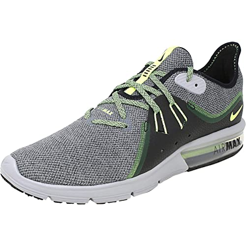 NIKE AIR MAX Sequnet 3 Gr.43 Schuhe Sneaker grau Herren 90 1