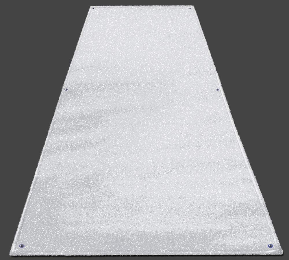 Outdoor Turf Wedding Aisle Runner - White - 3' x 20' - Many Other Sizes to Choose From by House, Home and More