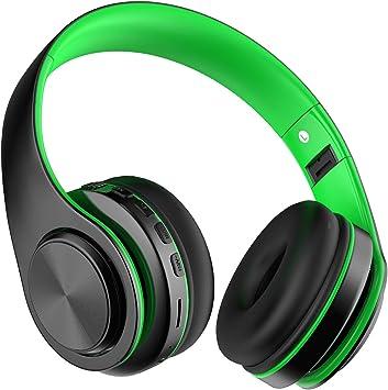 guetter détails pour date de sortie: Casque Bluetooth sans Fil, Casque Audio avec Microphone intégré Over Ear,  MeihuaTu Casque Portable stéréo Hi-FI avec Earmuff Souples Pliable ...