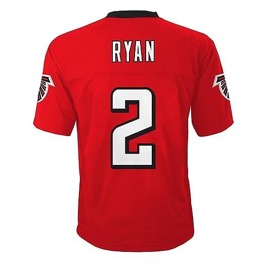 3b313c75 Matt Ryan Atlanta Falcons NFL Youth Red Home Mid-Tier Jersey