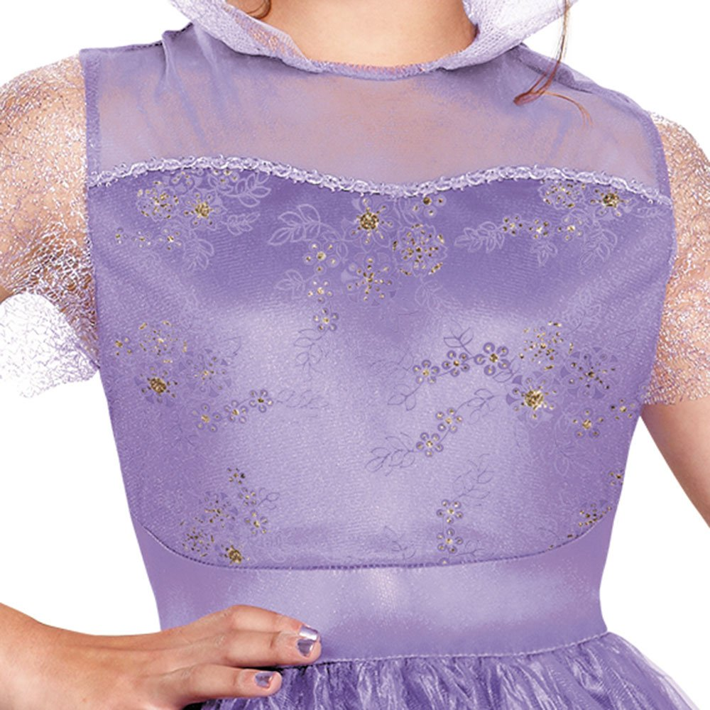 Disguise 88134G Mal Coronation Deluxe Costume Large 10-12