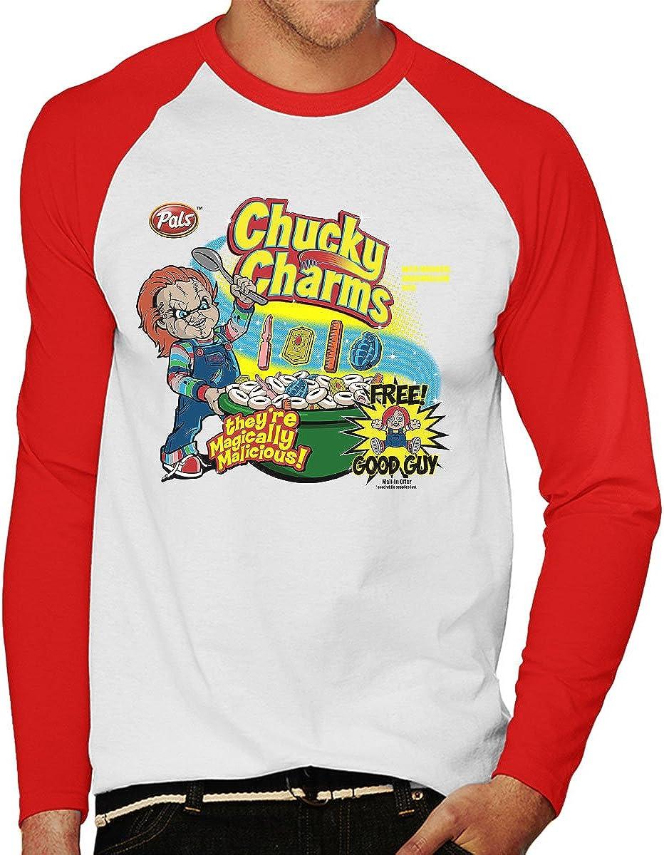 Cloud City 7 Chucky Charms Childsplay Serial Mens Baseball ...