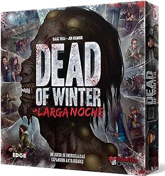 Edge Entertainment Dead of Winter - La Larga Noche, Juego de Mesa EDGXR02: Amazon.es: Juguetes y juegos