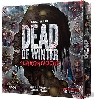 Edge Entertainment Dead of Winter - Juego de Mesa EDGXR01: Amazon.es: Juguetes y juegos