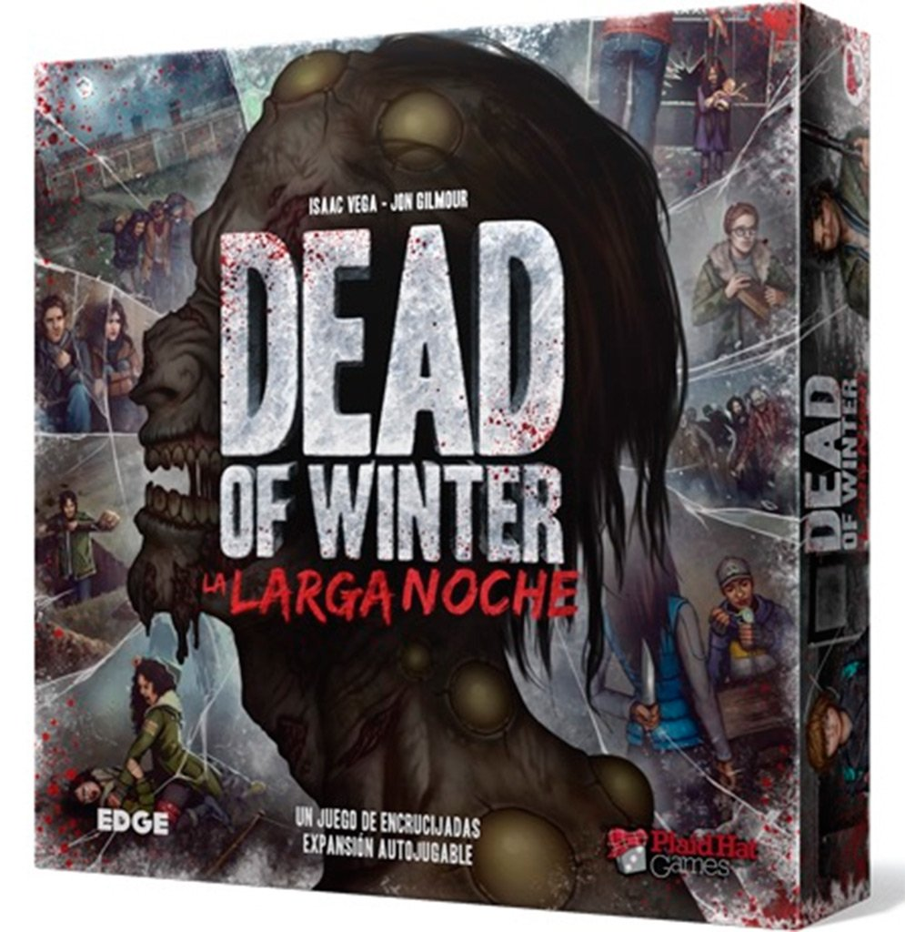 Comprar Edge Entertainment Dead of Winter - La Larga Noche, Juego de Mesa EDGXR02