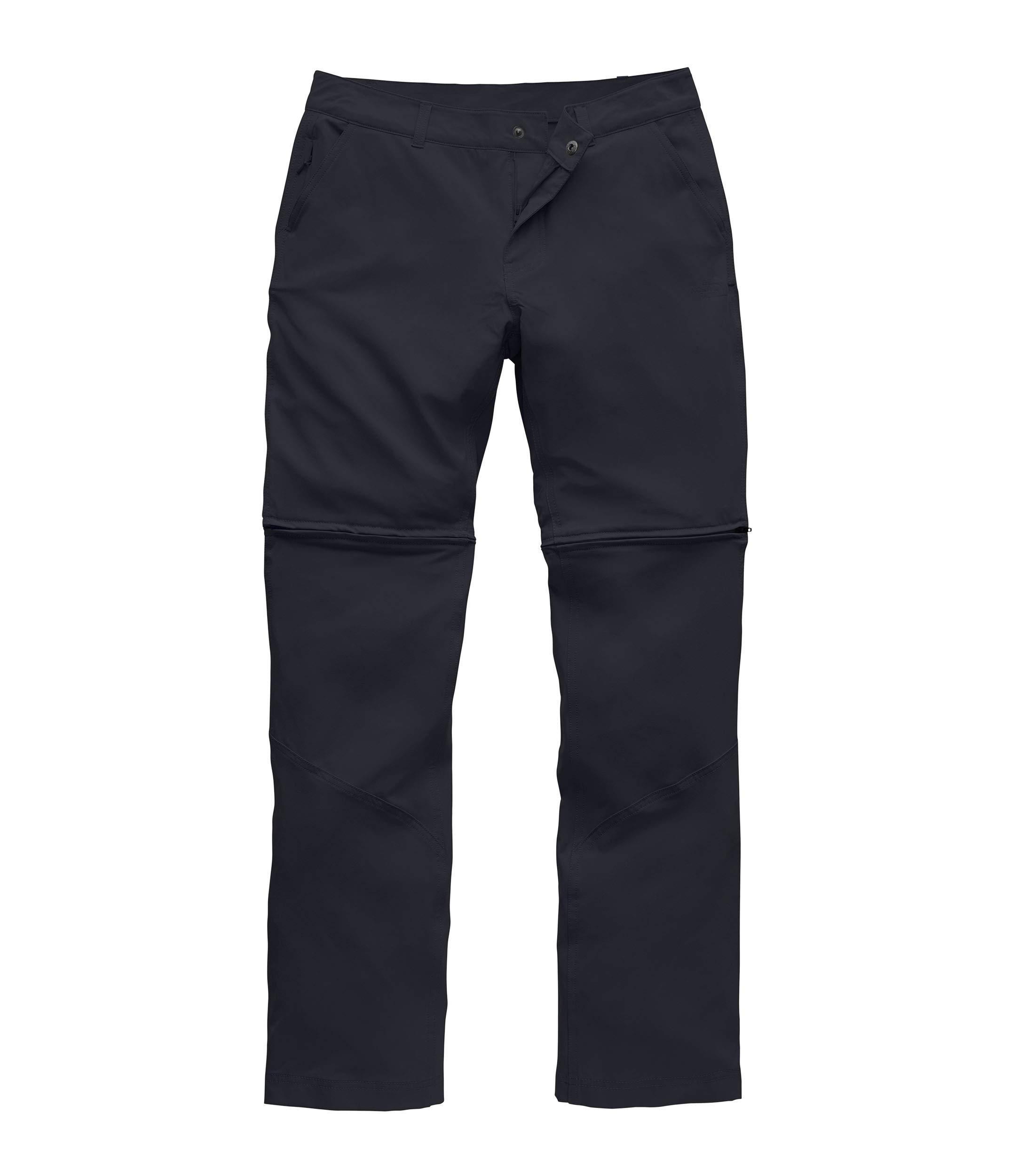 The North Face Women's Paramount Convertible Pant, Urban Navy, Size 2 Short