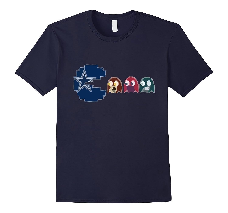 Cowboys Pac Man shirt-BN