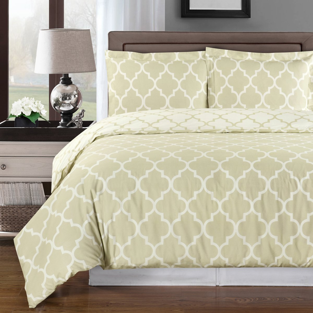 free bedding bath today madison set cover overstock shipping product piece dune beige duvet park