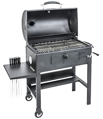 Blackstone 3-in-1 Kabob Charcoal Grill Review