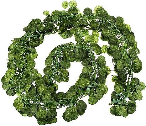 6.5ft Artificial Ivy Garland Green Poison Ivy Garland
