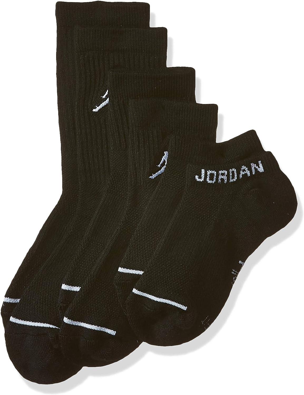 Nike U J Everyday Max Crew 3PR Chaussettes Mixte Adulte