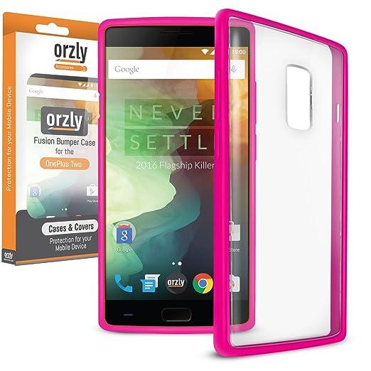 166 opinioni per Orzly® FUSION Bumper Case for OnePlus 2 (OnePlus TWO) SmartPhone (2015 Modello)-