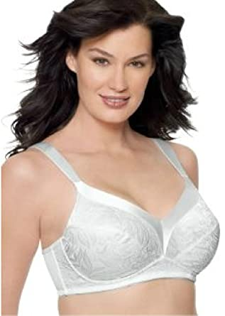 79710d51daec Playtex Women's 18 Hour Gel Comfort Strap Wire Free Bra at Amazon Women's  Clothing store: Bras