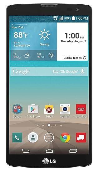 6b88506e0 Amazon.com  LG G Vista D631 8GB Unlocked GSM 4G LTE Quad-Core Android  Smartphone w  8MP Camera - Black  Cell Phones   Accessories
