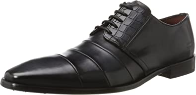 TALLA 46 EU. Melvin & Hamilton Elvis 29, Zapatos de Cordones Derby para Hombre