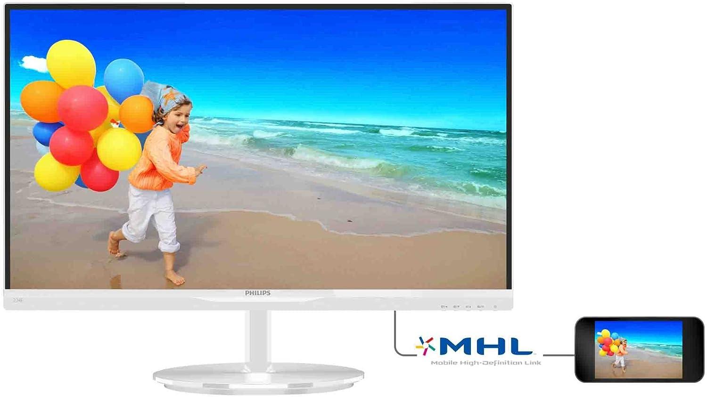 Philips E Line 234E5QHAW LED Display 58,4 cm (23
