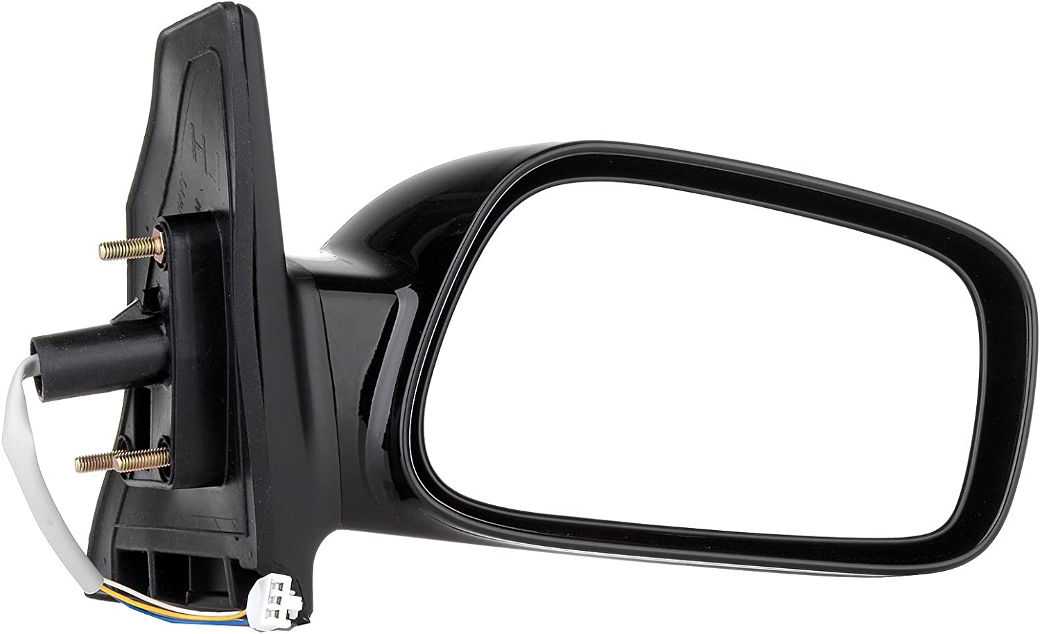 SCITOO Door Mirrors, fit for Toyota Exterior Accessories Mirrors fit 2003-2008 for Toyota Corolla with Power Controlling Non-telesccoping Non-Folding Features (Passenger Side)