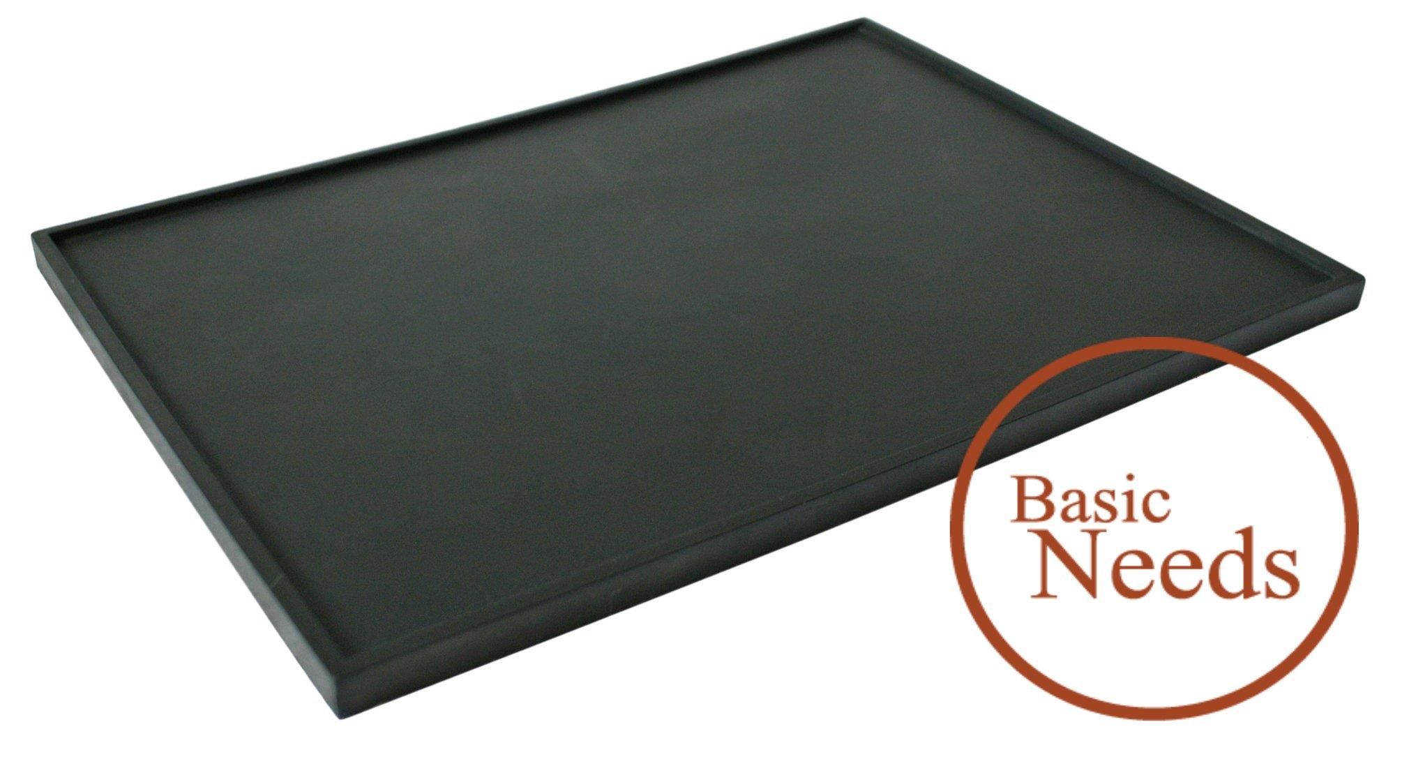 Basic Needs Coffee Tamping Mat - Food Grade Silicone Rubber Tamping Mat by Basic Needs