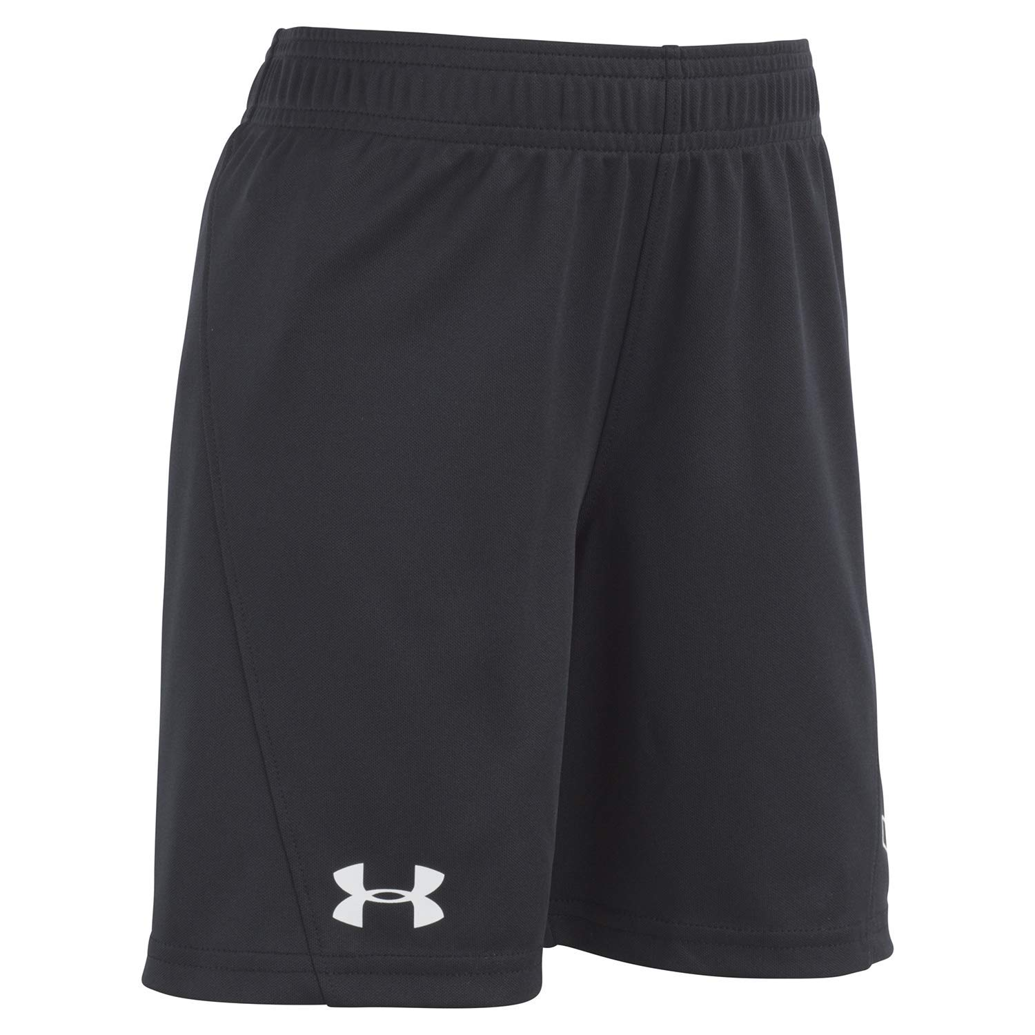 Under Armour Boys' Toddler Kick Off Short, Black, 2T