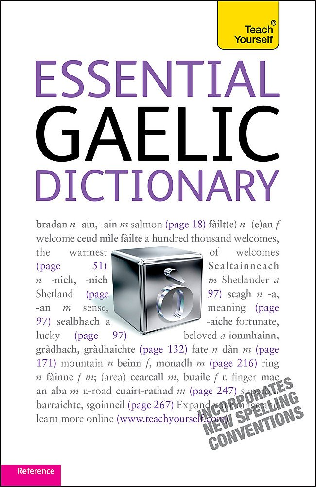 Essential Gaelic Dictionary (Teach Yourself) by imusti
