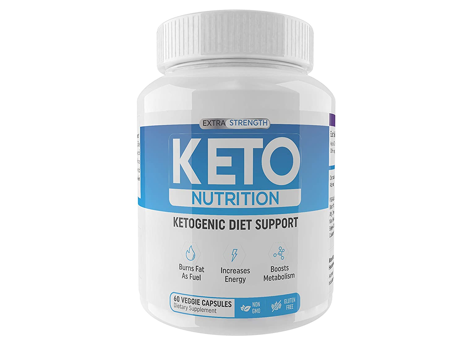 Natureal Keto Nutrition Fat Burner