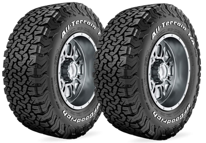 Bf Goodrich At >> Bf Goodrich Tires All Terrain T A Ko2 Lt265 70r17 6 112 109s 2657017 Inch Tires