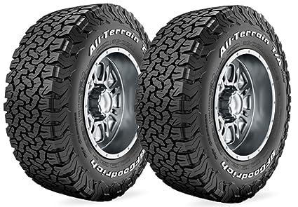 Bf Goodrich At >> Amazon Com Bf Goodrich At At T A Ko2 Wl All Season Radial Tire 35