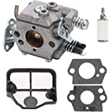 Amazon.com: Walbro Carburador Rebuild Kit k20-hda Fits ...