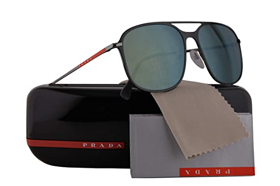 fe7e59aa18 Image Unavailable. Image not available for. Colour  Prada PS53TS Sunglasses  ...