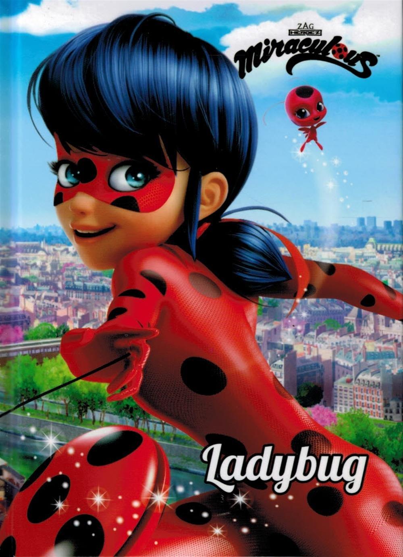 Miraculous - Agenda escolar de 2018/2019., color Ladybug ...