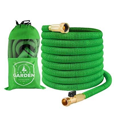 50 Ft. Green Expanding Hose by Joey's Garden