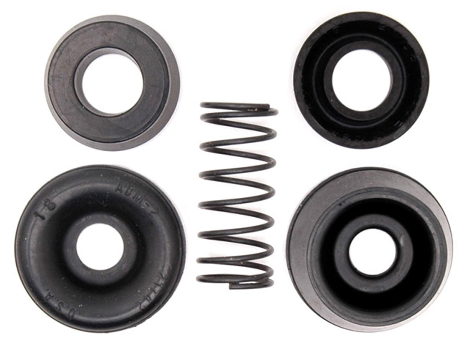 Boots and Seals ACDelco 18G141 Professional Rear Drum Brake Wheel Cylinder Repair Kit with Spring