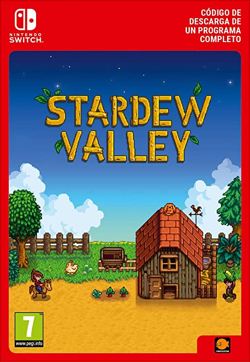 Stardew Valley [Switch - Download Code]: Amazon.es: Videojuegos