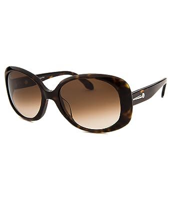 Amazon.com: Calvin Klein CK anteojos de sol – 4182s – Marrón ...