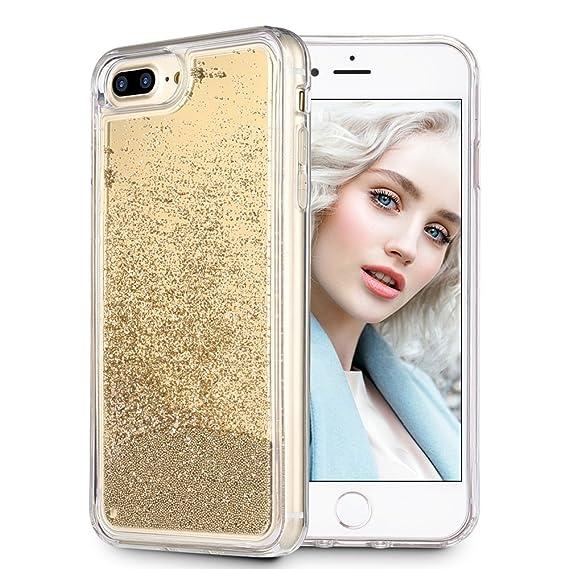 Amazon.com: iPhone 8 plus funda, iPhone 7 Plus Funda ...