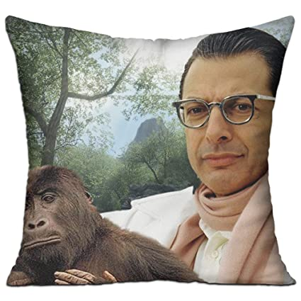 amazon com goddess aalto jeff goldblum custom pillow covers