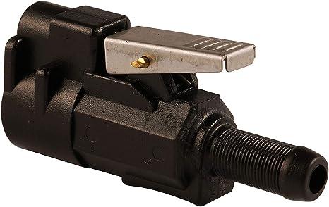 Bayliner Boat Fuel Line Connector 17014633//8 Inch Brass