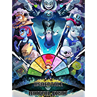 Undertale Hateful Eight: Story of Men vs Monsters (English Edition)