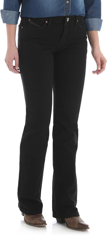 Meet fashion Boot Cut Jeans Women High Waist Elastic Slim Flare Denim Pants Wide Leg Ankle Length Femme Trousers