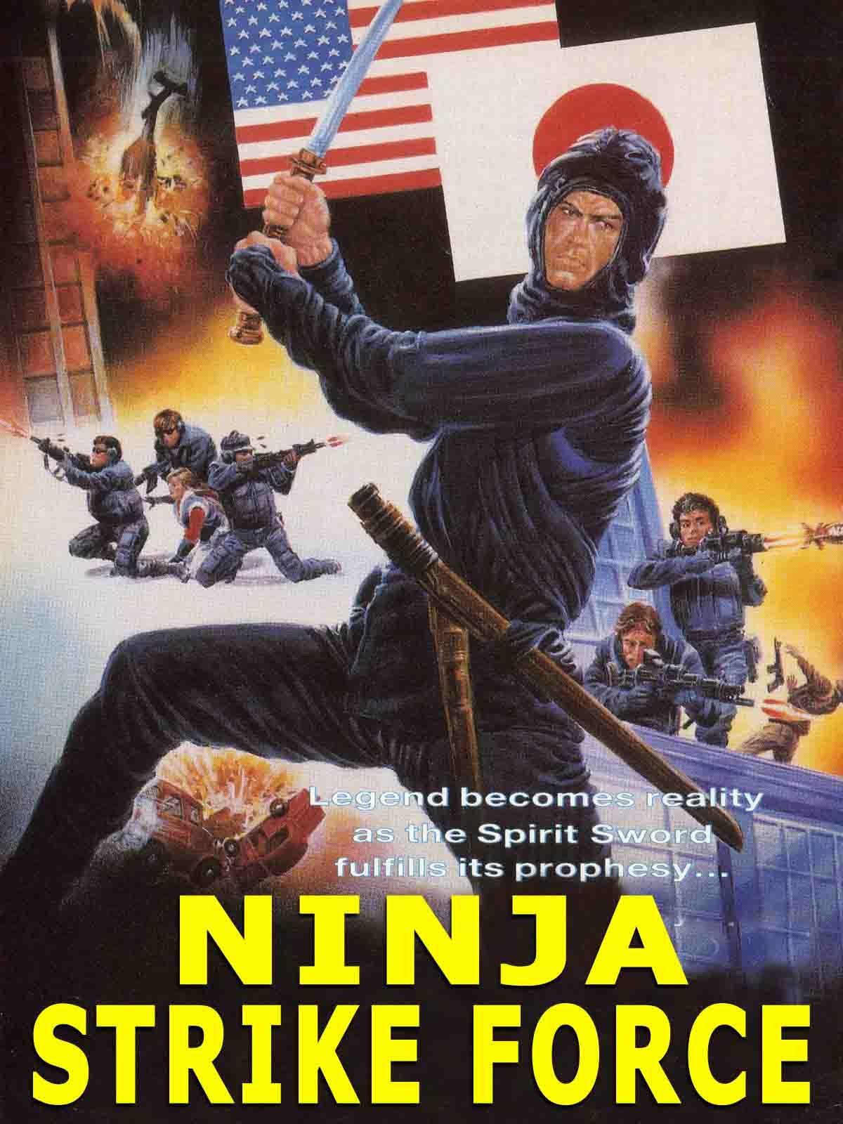 Watch Ninja Strike Force | Prime Video