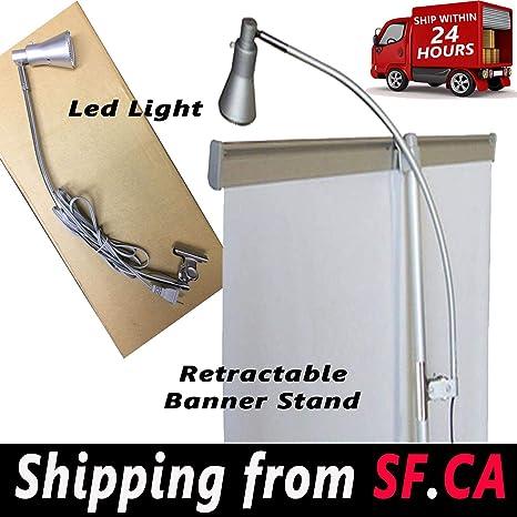 Foco LED de 35 W para carteles retráctiles: Amazon.es ...