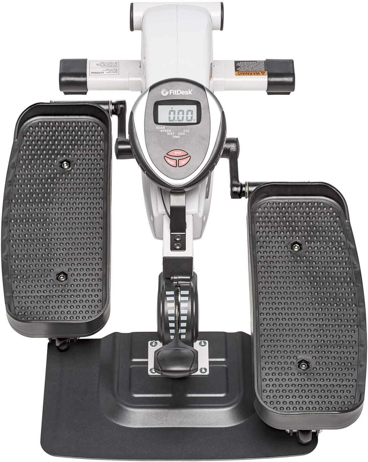 FitDesk Under Desk Elliptical - Bike Pedal Machine