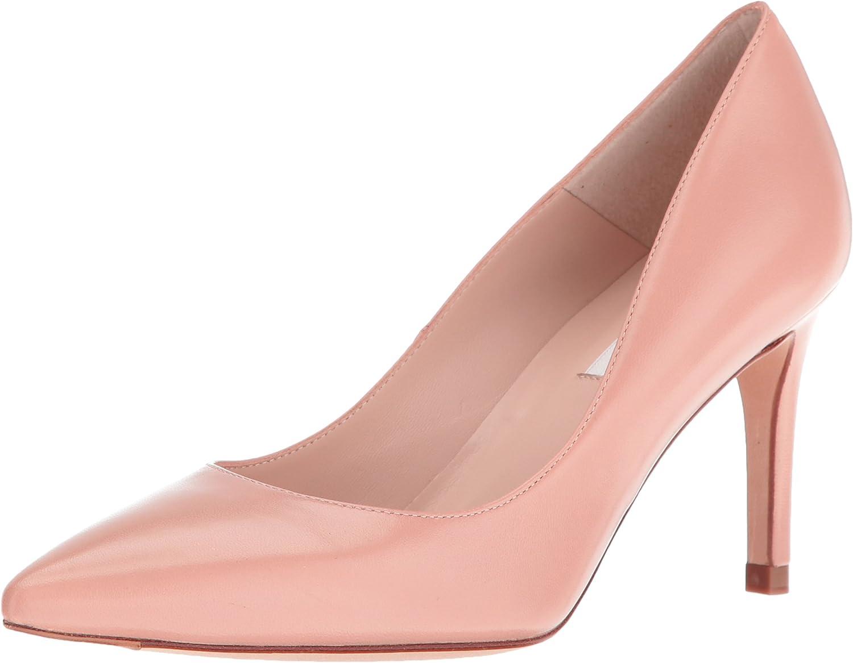 TALLA 40 EU. L.K. BENNETT Floret-Single Sole POI, Zapatos de Tacón para Mujer