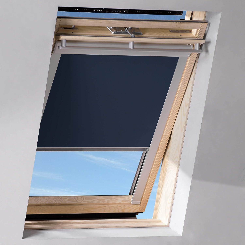 Gut gemocht Dachfenster Breit. Latest Rotes Rollo Zur Am Dachfenster With XD15